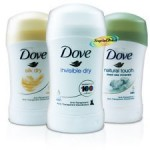 Dove Roll-On Deodorant