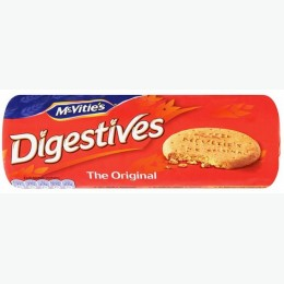 McVities Plain Digestive Biscuits