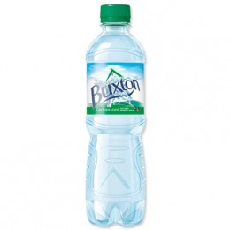 Buxton Water 24 x 500ml Pet