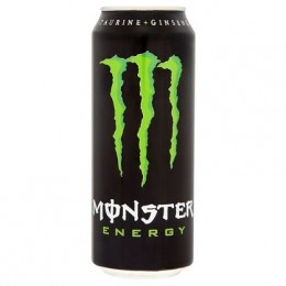 Monster Energy Original Cans 12 x 500ml