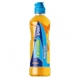 Lucozade Sport Orange Pet 12 x 500ml