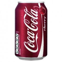 Coke cherry can 24 x 330ml