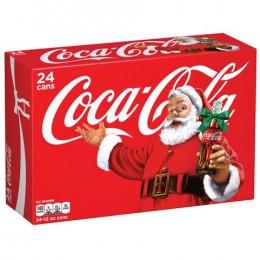 Coke cans 24 x 330ml (EU)