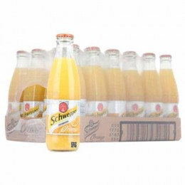 Schweppes Orange Juice 24 x 200ml nrb