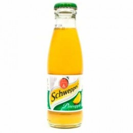 Schw Pineapple Juice 24 x 125ml nrb