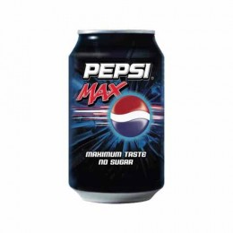 Pepsi Max cans GB 24 x 330ml