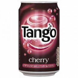 Tango Cherry cans GB 24 x 330ml