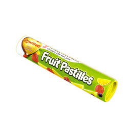 Fruit Pastiles Tube