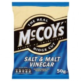 McCoy's Salt and Vinegar