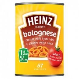 Heinz Spaghetti Bolognese