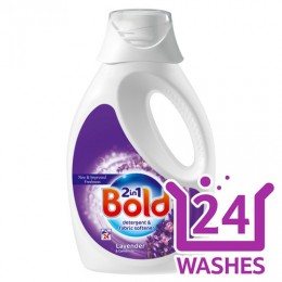 Bold 2in1 Lavender & Camomile 24 Wash