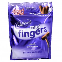 Cadbury Milk Chocolate Fingers Pouch