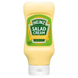 Heinz Salad Cream Light - Top Down