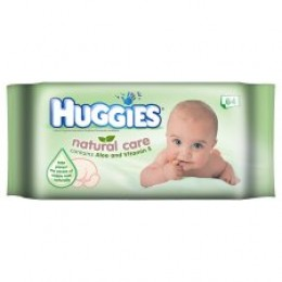 Huggies Wipes - Natural Care