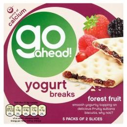 McVitie's Go Ahead Yoghurt Breaks - Forest Fruit