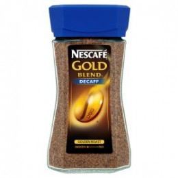Nescafe - Gold Blend - Decaffeinated