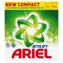 Ariel Auto Bio Powder 22 Wash
