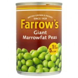 Farrow's Marrowfat Peas