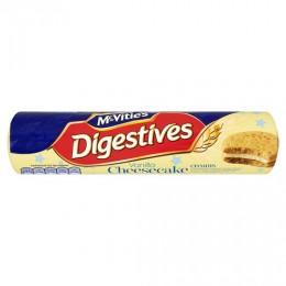 McVitie's Cheesecake Creams Vanilla
