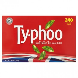 Typhoo Foilfresh Teabags