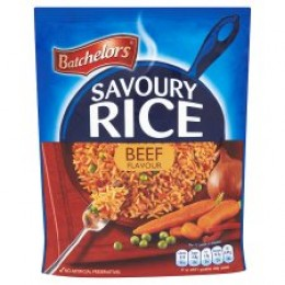 Batchelor's Savoury Rice - Beef