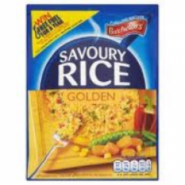 Batchelor's Savoury Rice - Golden