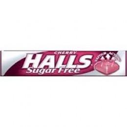 Halls Mentholyptus Cherry Sugar Free