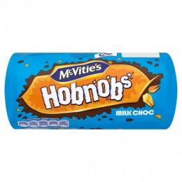 McVities Chocolate Hobnobs Milk 262g