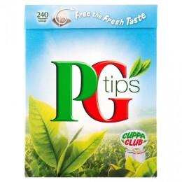 PG Tips 240's